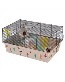 FERPLAST Cușcă Vestul Sălbatic pentru rozătoare mici