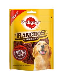 PEDIGREE Ranchos Originale cu vită 7*70 g