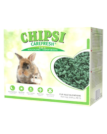 JRS Chipsi Carefresh Forest Green 60 L