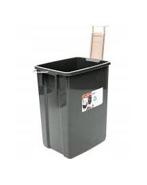 CURVER Recipient pentru deșeuri bio, gri 10L