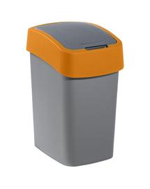 CURVER Coș de gunoi curbat Pacific Flip 25l Yellow
