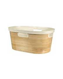 CURVER Coș INFINITY 40L Bambus