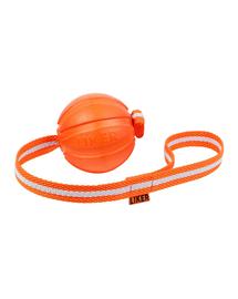 LIKER LINE Dog Toy Minge cu șnur 9 cm