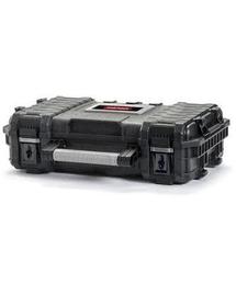 CURVER Organizator cutie rigidă negru / roșu