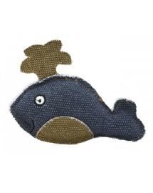 BARRY KING Jucărie Balenă albastru marin 11 x 9 cm