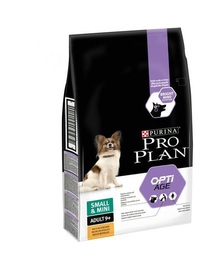 PURINA Pro Plan Dog OptiAge Adult 9+ Small & Mini 7 kg
