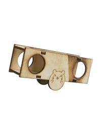 TRIXIE Leagăn pentru rozătoare, lemn, 5 × 7.5 × 17 cm