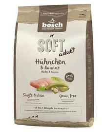 BOSCH Soft pui & banane 12.5 kg
