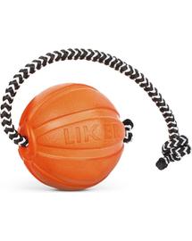 LIKER CORD Dog Toy Minge cu sfoară 7 cm