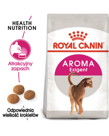 ROYAL CANIN Exigent Aromatic Attraction 33 4 kg