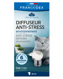 FRANCODEX Difuzor anti-stres pentru pisici