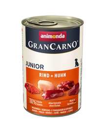 ANIMONDA Grancarno Junior carne de vită și pui 800 g