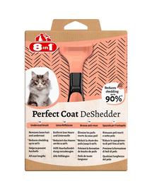 8IN1 Perfect Coat DeShedder Cat - pentru pisici