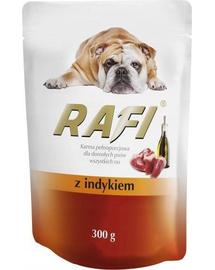 DOLINA NOTECI Rafi cu curcan 300 g