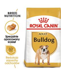 ROYAL CANIN Bulldog Adult Hrană Uscată Câine Adult 3 kg