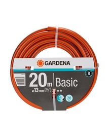 """GARDENA Furtun de grădină Basic 1/2"""", 20 m"""