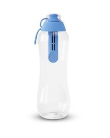 DAFI Sticlă cu filtru 0,5 L, albastru