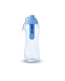 DAFI Sticlă cu filtru 0,3 L, albastru