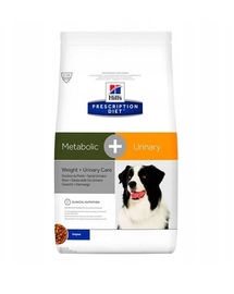HILL'S PD Metabolic + Urinary Canine 12 kg