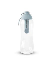 DAFI Sticlă cu filtru 0,3 L, gri-oțel