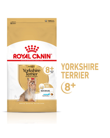 Royal Canin Yorkshire Adult 8+ hrana uscata caine senior, 1.5 kg