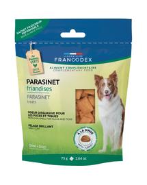 FRANCODEX Recompense pentru câini împotriva paraziților 75 gr