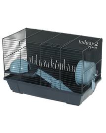 ZOLUX Cușcă pentru hamster INDOOR2 50 albastru deschis