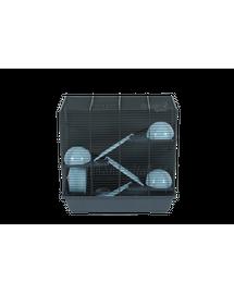ZOLUX Cușcă INDOOR2 50 Triplex pentru hamsteri