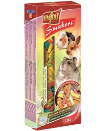 VITAPOL Smakers pentru rozătoare mix