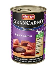 ANIMONDA Grancarno Adult vită și miel 800 gr