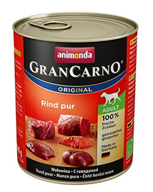 ANIMONDA Grancarno vită 800 g