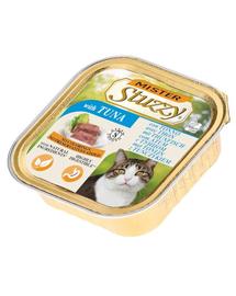 STUZZY Mister Cat hrană umedă pentru pisici, cu ton 100 g