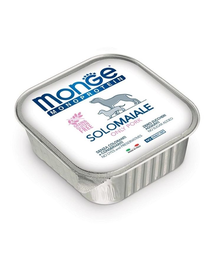 MONGE Dog Monoprotein hrană umedă pentru câini, cu porc 150 g