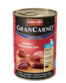ANIMONDA Grancarno Junior inimi de vită și curcan 800 g