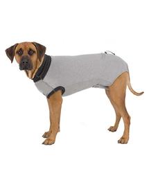 TRIXIE Îmbrăcăminte de protecție pentru câini, gri, XL: 70 cm