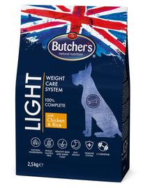 BUTCHER'S Functional Sensitive - Hrană uscată pentru câini adulți - pui și orez - 5 kg