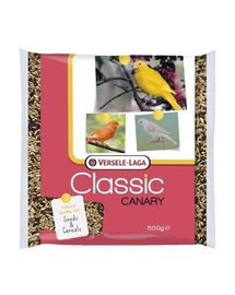 VERSELE-LAGA Canary Classic hrană pentru canari 500 g