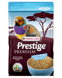 VERSELE-LAGA Tropical Finches Premium hrană pentru păsări exotice 800g