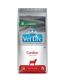 FARMINA Vet Life Dog Cardiac 10 kg