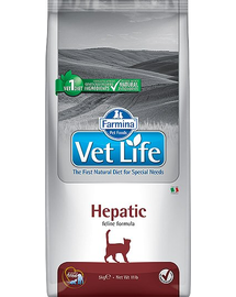 FARMINA Vet Life Hepatic Cat 10 kg