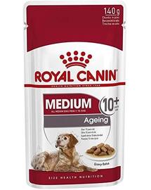 ROYAL CANIN Medium ageing 10+ 10x140 g