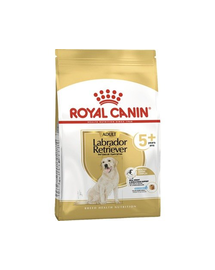 ROYAL CANIN Labrador Retriever Adult 5+ hrana uscata caine senior, 3 kg