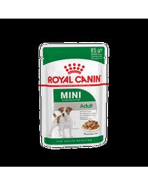 Royal Canin Mini Adult Hrană Umedă Câine 12x85 g