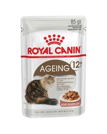 Royal Canin Ageing 12+ hrana umeda pisica senior, 12 x 85 g