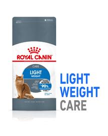 ROYAL CANIN Light Weight Care 16 kg (2 x 8 kg) hrană uscată pentru pisici adulte, menține o greutate corporală sănătoasă