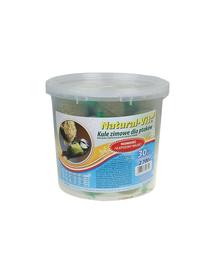 NATURAL-VIT Hrana pasari pentru iarna, 90g, găleată 30 buc.