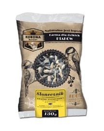 NATURAL-VIT Korona Natury, Hrana pasari, disc de grasime cu semințe de floarea-soarelui,130 g
