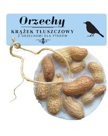 NATURAL-VIT Korona Natury Hrana de grăsime cu nuci, pentru păsări 130 g