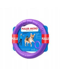 PULLER Micro Fitness Ring pentru caini de talie mica,13 cm, 2 buc.