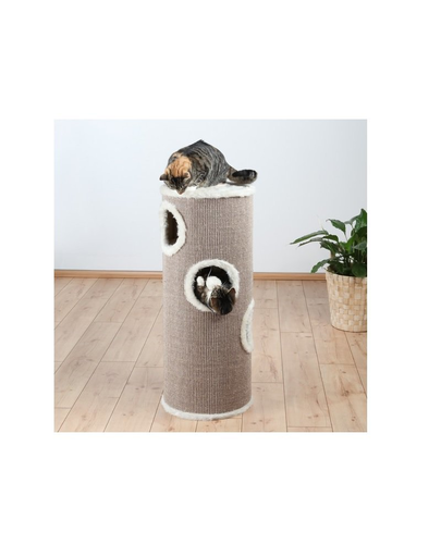 TRIXIE Sisal pentru pisici turn 40 / 100 cm imagine